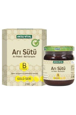 Arı Sütü Bal Polen