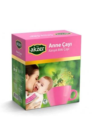 Akzer Anne Sütü Arttırıcı Çayı