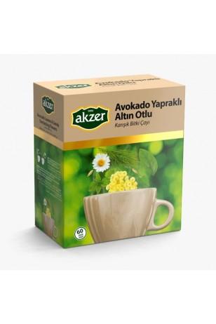 Akzer Avokadolu Altınotlu Çay