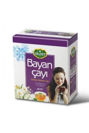 Akzer Bayan Çayı