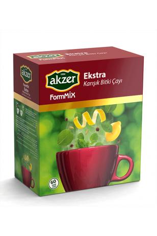 Akzer For-mix Ekstra Çay
