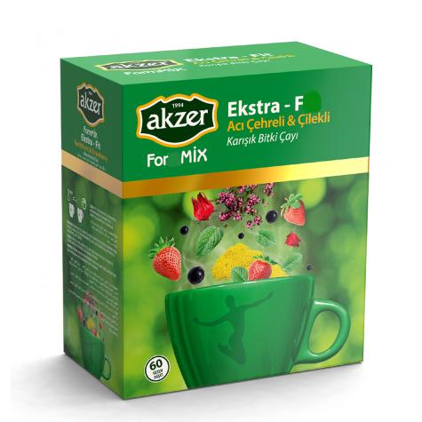 Akzer For-mix Ekstra (f) Çay