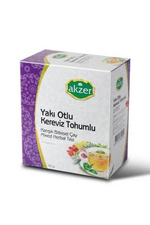 Akzer Yakıotlu Kereviz Tohumlu Çay