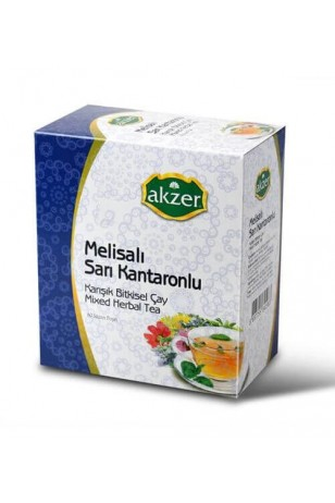 Akzer Melisalı Kantaronlu Çay