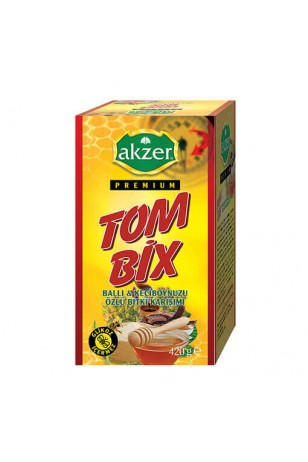 Akzer Tombıx Premium Macun