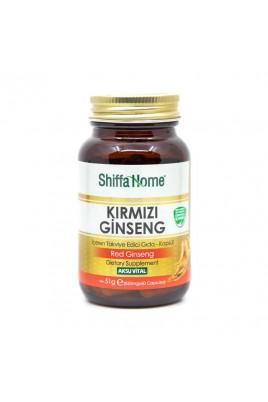 Shiffa Home Kırmızı Ginseng...