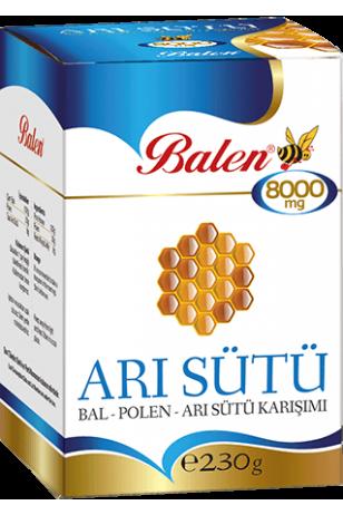 Bal Polen Arı Sütü Macun