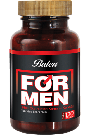 Balen For Men Kapsül