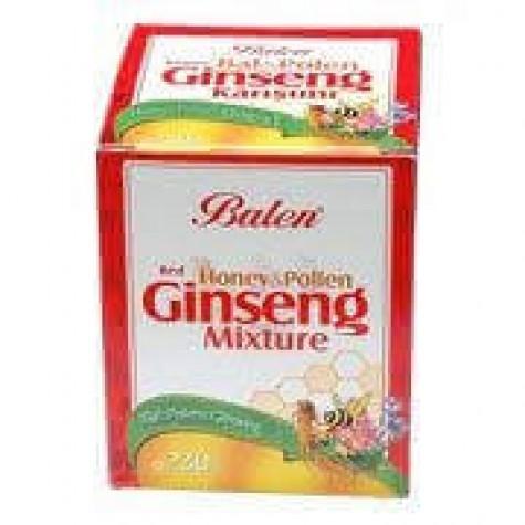 Bal Polen Arı Sütü Ginsengli Macun