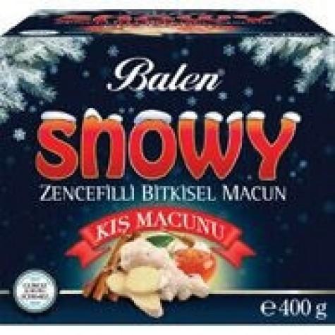 Balen Snowy Zencefilli Kış Macunu