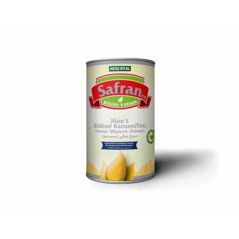Aksu Vital Safran Es Çayı Bitkisel Karışım (TOZ)
