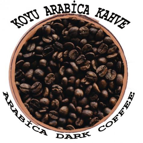 Brezilya Koyu Kavrulmuş Kuru Kahve